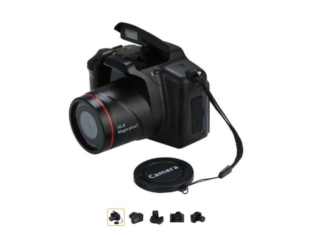 Camera VLOG HD